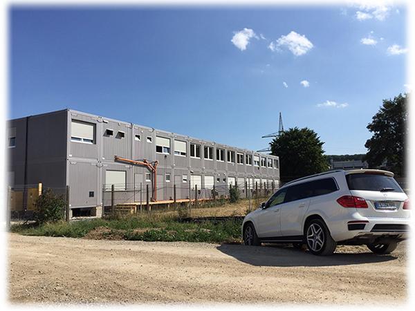 Baustelle Muric GmbH Bauunternehmung